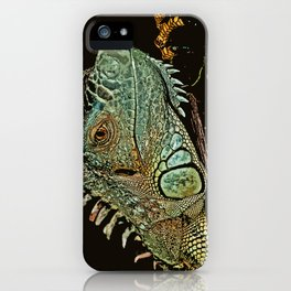 IN THE SCALE OF THINGS iPhone Case