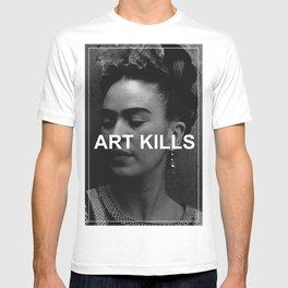 ART KILLS - FRIDA KAHLO T-shirt