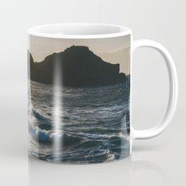 Giant's Causeway at Sunset Coffee Mug