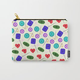 sewing me up Carry-All Pouch