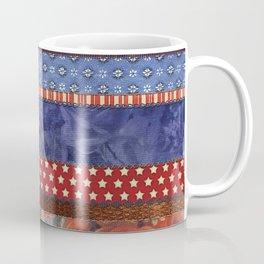 Oxford Patchwork Stripe Coffee Mug