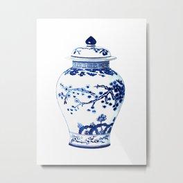 GINGER JAR NO. 3 Metal Print