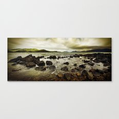 Day Dream Island Shores Canvas Print