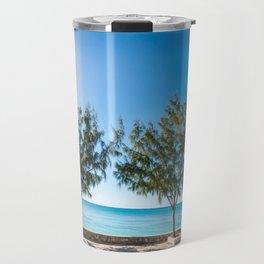 Turks and Caicos beach Travel Mug