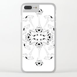 Bonedala Clear iPhone Case