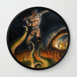 Astray Wall Clock