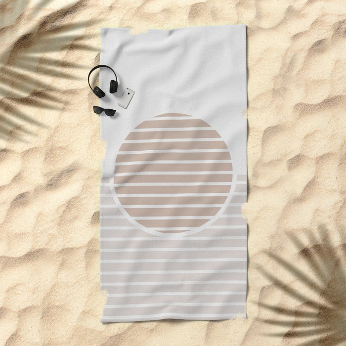 rays Beach Towel