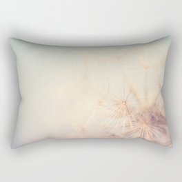 dandelion dreams .... Rectangular Pillow