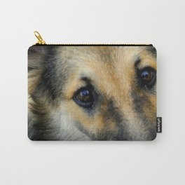 Up close & dog Carry-All Pouch