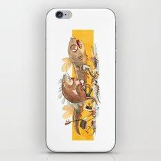Modern Life iPhone & iPod Skin