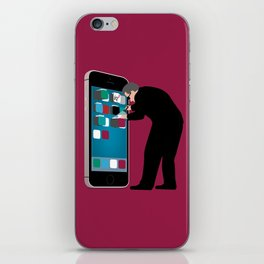 Indiscriminate Collection of U.S. Phone Records Violates the Fourth Amendment iPhone Skin
