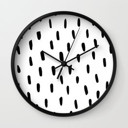 _ B A S I C Wall Clock