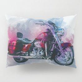 Harley Road King Pillow Sham