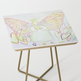 Angel of Hearts Side Table