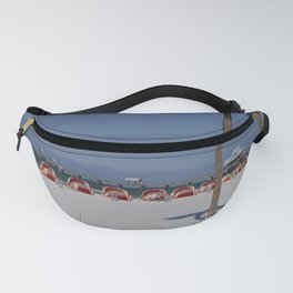 A November Day At Clearwater Beach Fanny Pack