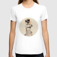 arabic T-shirts featuring Arabic perfume by Boz Chiara Artist