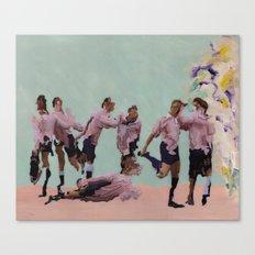 SPORT Canvas Print