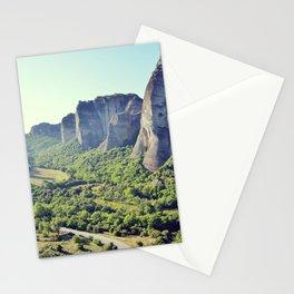 Supernatural Meteora, Greece - Fine Art Travel Photography Stationery Cards