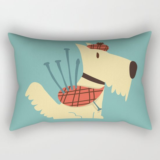 Scottish  Terrier - My Pet Rectangular Pillow