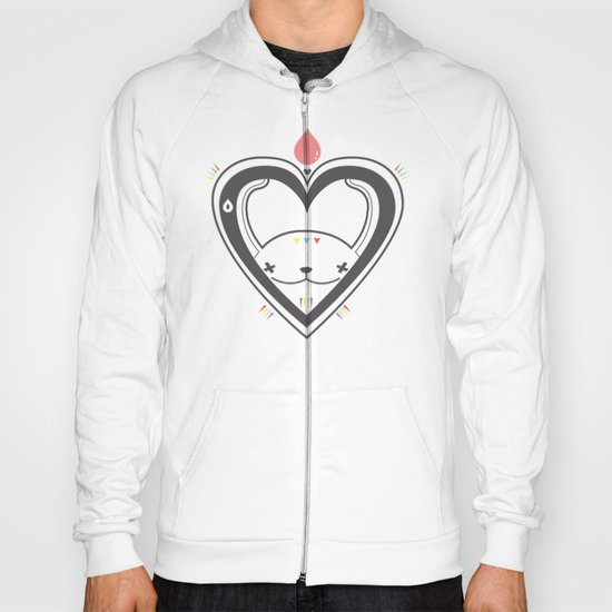 HEART ♥ DROP Hoody