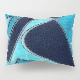 Denim Sampler Pillow Sham
