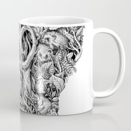 Portrait of Autumn Coffee Mug