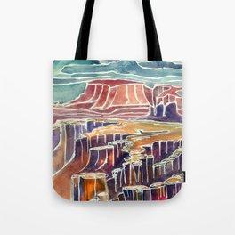 Canyonlands  Kat Ryalls Tote Bag