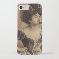 postcard iPhone & iPod Cases featuring ''Postcard'' by Nina Petrova