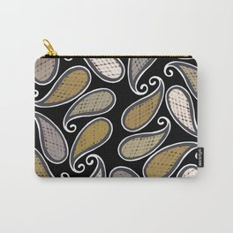 Paisley pizazz Carry-All Pouch