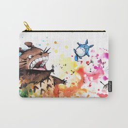 """""""Blown away"""" Carry-All Pouch"""