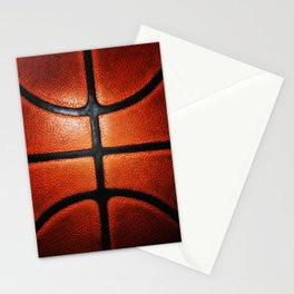 Basketball Stationery Cards