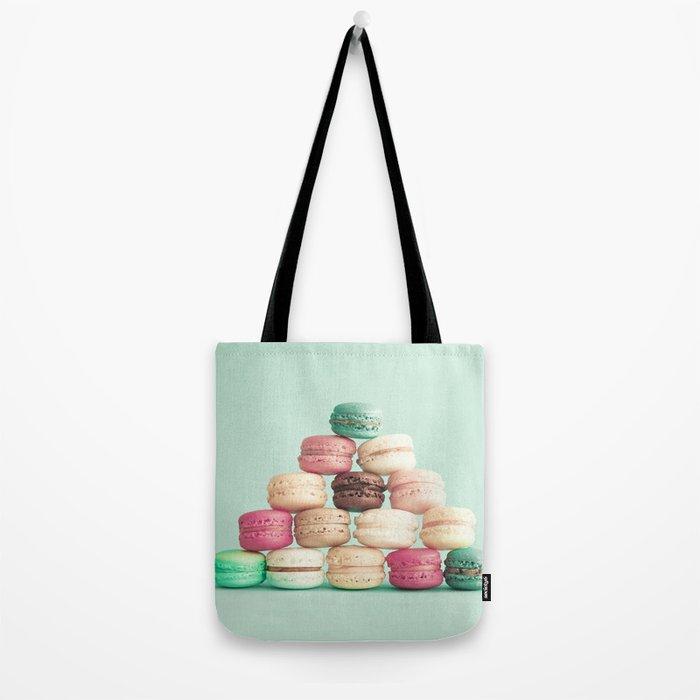 Soft Sweet Pyramid Tote Bag