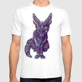 Fennec Fox (Color Version) T-shirt