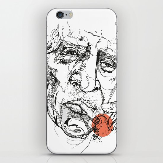Howlin' Wolf - Get your Howl! iPhone & iPod Skin