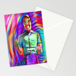 The Muffler Man vortex; Stationery Cards