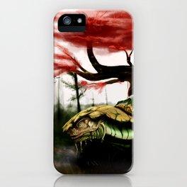Giant Turtle - Chaurli iPhone Case