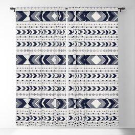 Tribal Arrow Boho Pattern #3 #aztec #decor #art #society6 Blackout Curtain