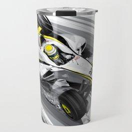 Mercedes Brawn BGP 001 F1 2009 Travel Mug
