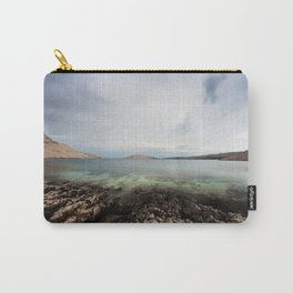 Under horizon Carry-All Pouch