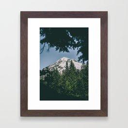 Mount Hood IX Framed Art Print