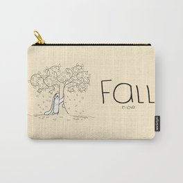 FALL in love Carry-All Pouch