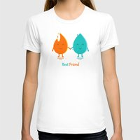 best friend T-shirts featuring Best Friend by Adil Siddiqui