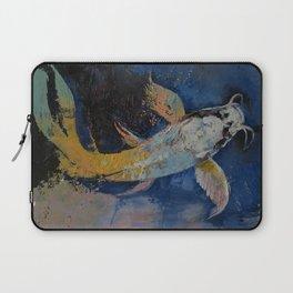 Dragon Koi Laptop Sleeve