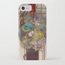 bakeneko iPhone Case