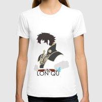 fire emblem T-shirts featuring Lon'qu / Lonqu Fire Emblem Awakening by MKwon