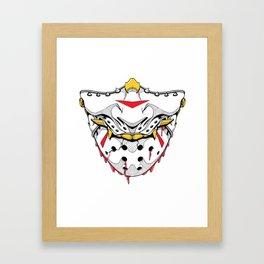 Ronin Voorhees Framed Art Print