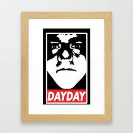 Dobey Framed Art Print