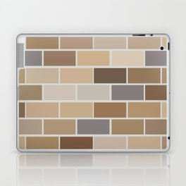 Kinda Brickish Laptop & iPad Skin