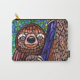 DJ Jazzy Sloth Carry-All Pouch