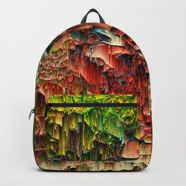 Intriguing - Pixel Art Backpack